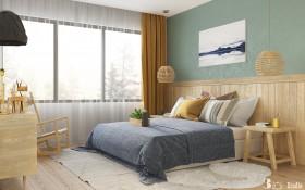 Phối cảnh phòng ngủ hiện đại đẹp full 3ds max 00048