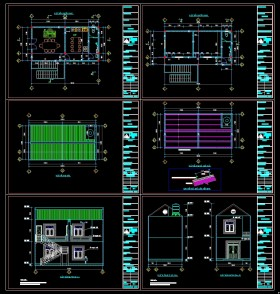 Hồ sơ thiết kế nhà Làm việc khu Trưng bày và giới thiệu sản phẩm