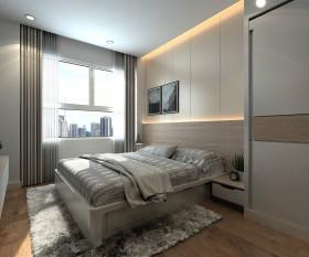 Phối cảnh phòng ngủ Master hiện đại đẹp full 3ds max 00053