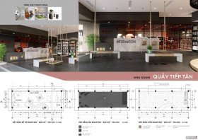 Đồ án nội thất - Thiết kế Thư viện trường Đại Học Rmit