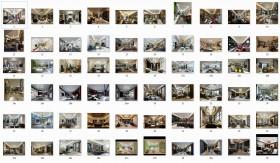 Thư viện 3dsmax Phối cảnh nội thất các công trình gồm 50 Model P1