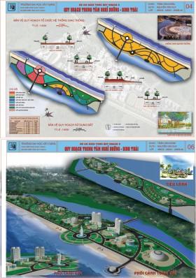 Đồ án quy hoạch 2 - Quy hoạch trung tâm nghỉ dưỡng, sinh thái