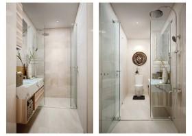 Sence Phòng tắm WC 06 - Thiết kế nội thất phòng tắm + Wc file 3dsmax