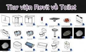 Thư viện revit về thiết bị Toilet Vệ sinh P3