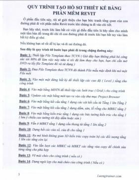 Tài liệu hướng dẫn dạy Revit autobim