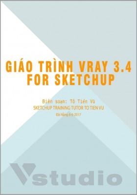 Giáo trình cách thiết lập thông số vray 3.4 for sketchup full