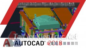 Download AutoCAD 2018 Full