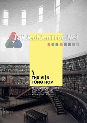 Đề cương tốt nghiệp - Thư viện tổng hợp Nguyễn Phương Thanh