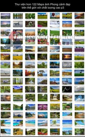 Thư viện hơn 122 Maps ảnh Phong cảnh đẹp trên thế giới với chất lượng cao p3