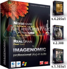 Plugin Portraiture làm mịn da trong Photoshop download