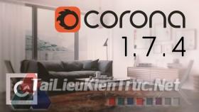 Hướng dẫn cài đặt CORONA 1.7.4 cho 3Ds Max 2012-2019