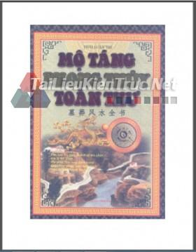 Sách Mộ táng phong thủy toàn thư tác giả Thái Luân Thi