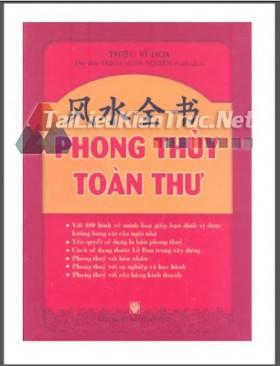 Sách Phong Thủy Toàn Thư Tác Giả Thiệu Vĩ Hoa