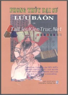 Sách phong thủy đại sư Lưu Bá Ôn tập 2