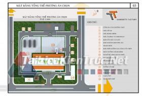 Đồ án công nghiệp nhà máy bê tông đúc sẵn- Lê Thu Trang MS16