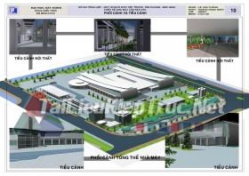 Đồ án tổng hợp quy hoạch khu công nghiệp tập trung yên phong bắc ninh