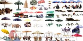 Thư viện Shop về bàn ghế, thiết bị, đồ dùng phục vụ cho công viên công cộng p3
