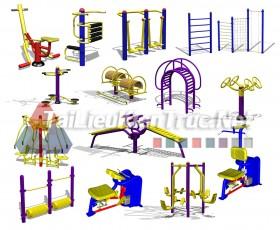 Thư viện Shop về bàn ghế, thiết bị, đồ dùng phục vụ cho công viên công cộng p5