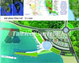 Đồ án tốt nghiệp KTS- Nhà Ga cảng tàu du lịch đảo Phú Quốc