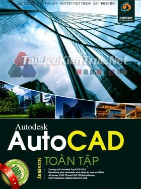 Giáo trình AutoCAD toàn tập biên soạn bởi NGUYỄN PHÚ QUÝ - NGUYỄN VIỆT THẮNG