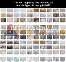 Thư viện map tổng hợp 101 map đá Marble đẹp chất lượng full #16
