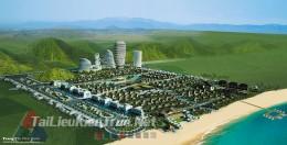 Đồ án tốt nghiệp KTS - Quy hoạch khu du lịch nghỉ dưỡng Bãi Trường - Phú Quốc