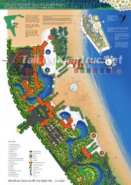 Đồ án tốt nghiệp KTS - Quy hoạch khu du lịch Bình Tiên - Ninh Thuận