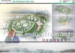 Đồ án tốt nghiệp - Quy hoạch Đề Tài New Development Green Area - Sv Đh Duy Tân