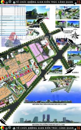 Đồ án tốt nghiệp KTS - Quy hoạch thiết kế đô thị Phố Tây Bùi Viện BACKPACKERS TOWN