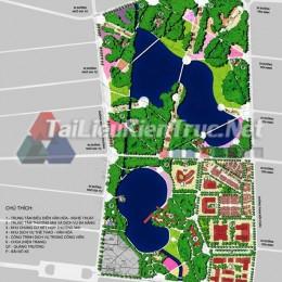 Đồ án tốt nghiệp - Quy Hoạch Phân Khu Và Chi Tiết Khu Công Viên Trung Tâm Thành Phố Phan Rang Tháp Chàm, Tỉnh Ninh Thuận