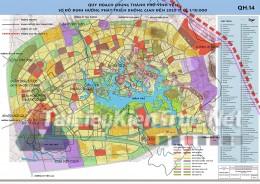 Đồ án tốt nghiệp - Quy hoạch Xây Dựng Cụm Đô Thị Trọng Điểm Tỉnh Vĩnh Phúc Đến Năm 2030 - Tầm Nhìn 2050