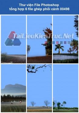 Thư viện File Photoshop tổng hợp ghép phối cảnh 00498
