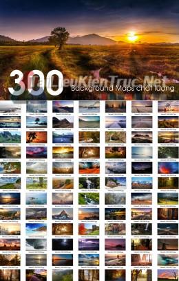 Thư viện 300 Maps ảnh Background chất lượng cao trên thế giới P6