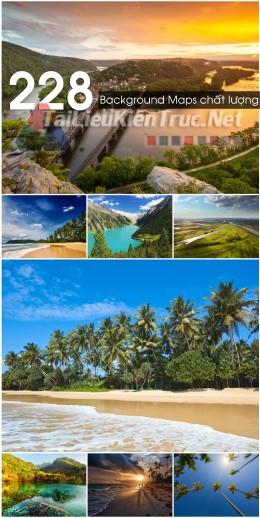 Thư viện 228 Maps ảnh Background chất lượng cao trên thế giới P9