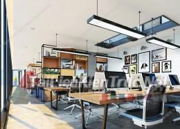 Phối cảnh 3d thiết kế nội thất văn phòng 062 full download