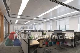Phối cảnh 3d thiết kế nội thất văn phòng 067 full download