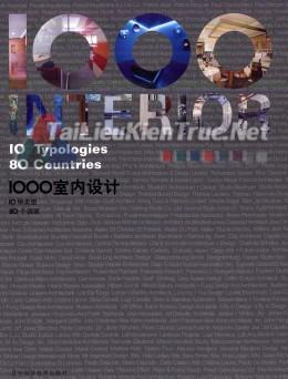 1000 INTERIOR-10 Typologies & 80 Countries Miễn phí tải về tham khảo