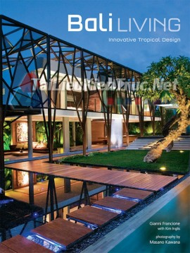 Sách kiến trúc Bali book architect