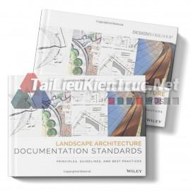 Sách Landscape Architecture Documentation Standards (Tài Liệu Tiêu Chuẩn Kiến Trúc Cảnh Quan)
