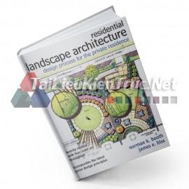 Sách Residential Landscape Architecture (Thiết Kế Cảnh Quan Khu Ở)