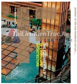 Sách The Fundamental Of Landscape Architecture (Nhập Môn Kiến Trúc Cảnh Quan)