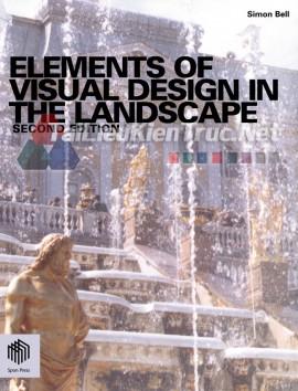 Sách Elements Visual Of Design In Landscape (Yếu Tố Thị Giác Trong Thiết Kế Cảnh Quan)