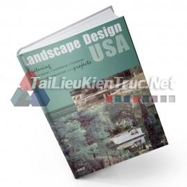 Sách Landscape Design Usa (Thiết Kế Cảnh Quan Ở Hoa Kỳ)