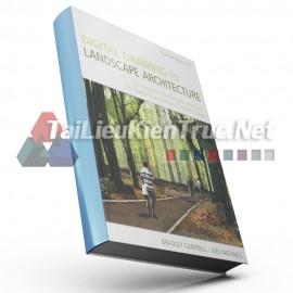 Sách Digital Drawing For Landscape Architecture (Bản Vẽ Công Nghệ Trong Kiến Trúc Cảnh Quan)