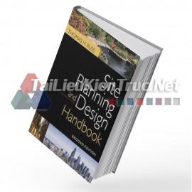 Sách Site Planing And Design Handbook (Sổ Tay Lập Kế Hoạch Và Thiết Kế)