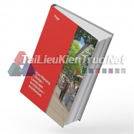 Sách Urban Planning & Design Planning Landscape Architecture