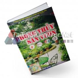 Sách Phong Thủy Sân Vườn