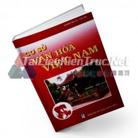 Sách Cơ Sở Văn Hóa Việt Nam - Trần Ngọc Thêm