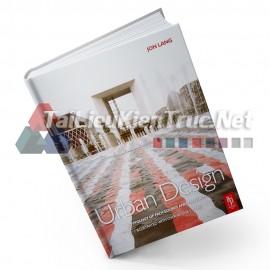 Sách Urban Design: A Typology Of Procedures And Products Illustrated With Over 50 Case Studies (Thiết Kế Đô Thị: Một Số Phương Pháp- Và Sản Phẩm Minh Họa Với Hơn 50 Nghiên Cứu Điển Hình)