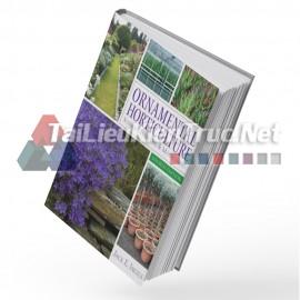 Sách Ornamental Horticulture - Science, Operations, Management (Làm Vườn Kiểng - Khoa Học, Các Thức Hoạt Động Và Quản Lý)